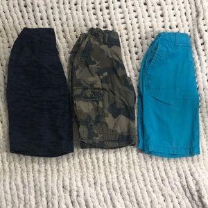 3 Arizona jeans short  for boys size 12